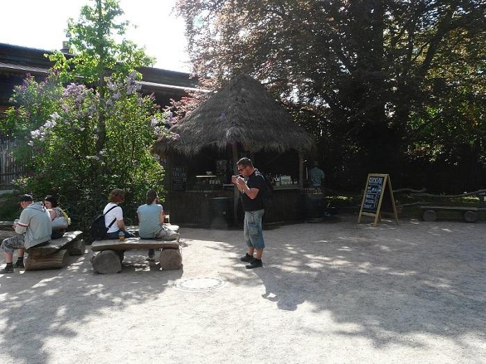 Auch Cocktails können im Leipziger Zoo vernichtet werden. Äußerst gefragt: Caipiranha, Moskito und Daitieri.