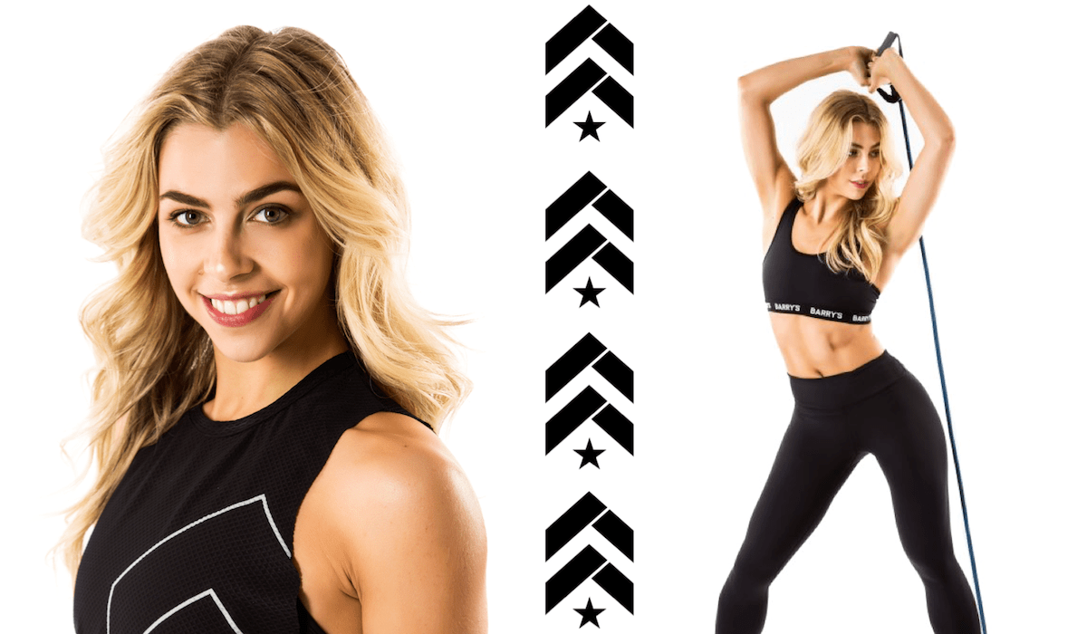 Jemma McKenzie-Brown - Barry's Bootcamp Instructor