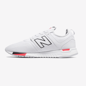 New Balance 247 Classic white shoes