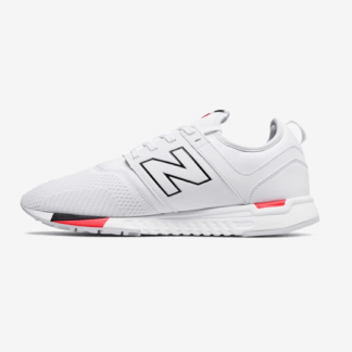 New Balance 247 Classic white shoes