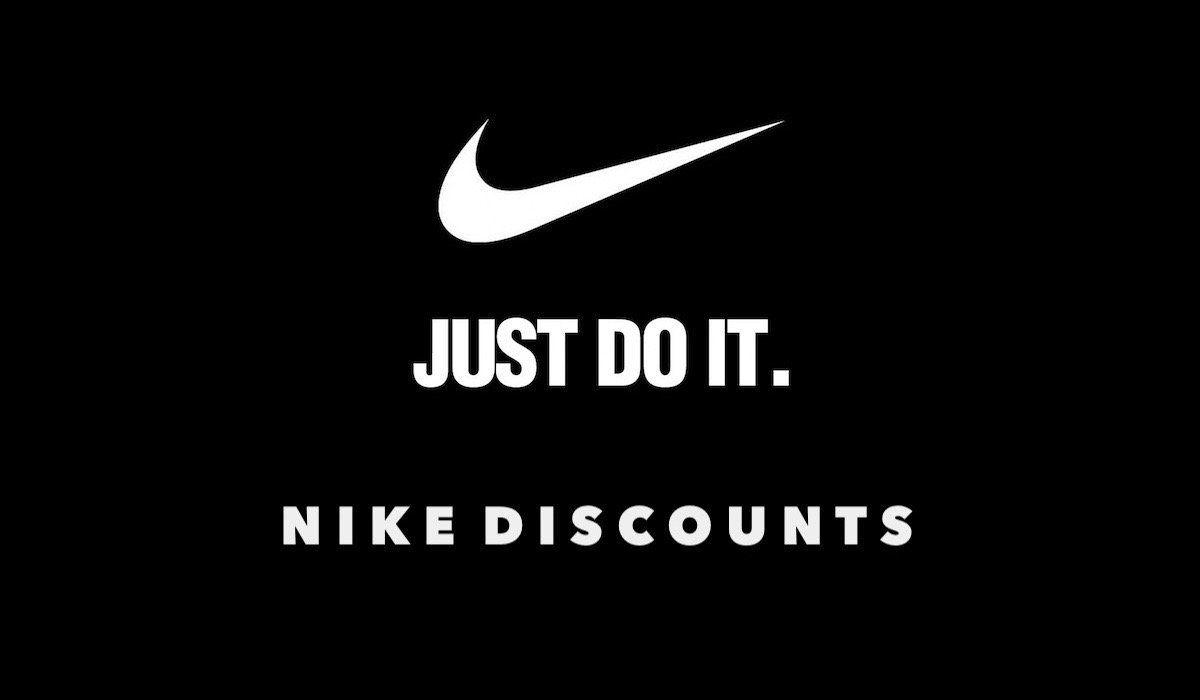 Nike Discounts Banner