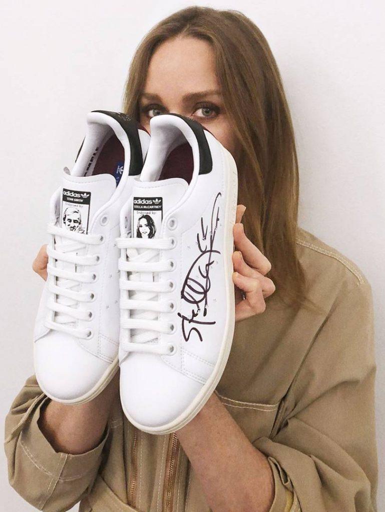 Stella McCartney Stan Smith Sneakers - Stella Style
