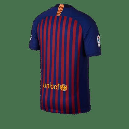 2018:19 FC Barcelona Home Football Shirt - Back