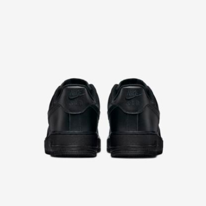 Nike Air Force 1 '07 - Black - shoes heels