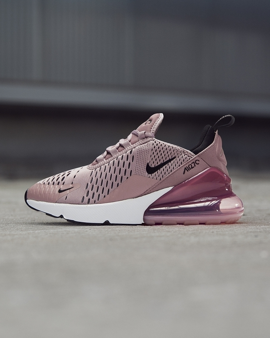 Nike Air Max 270 Barely Rose Nike Sneakers SportStylist