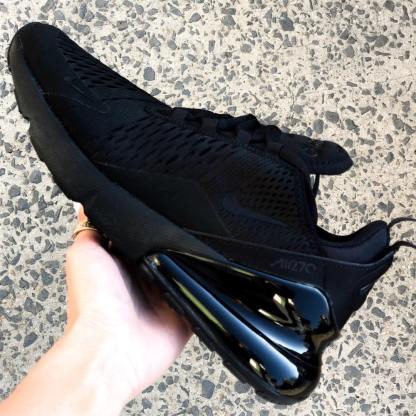 Nike Air Max 270 Triple Black 10