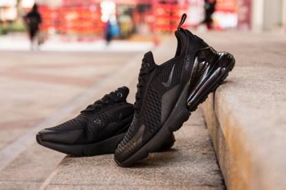 Nike Air Max 270 Triple Black 6