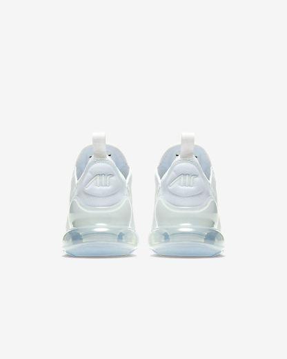 Nike Air Max 270 Triple White 3