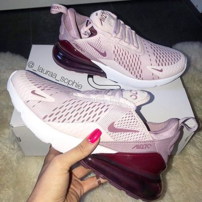 finest selection 11c33 537ab Nike Air Max 270 - Barely Rose - Nike Sneakers - SportStylist