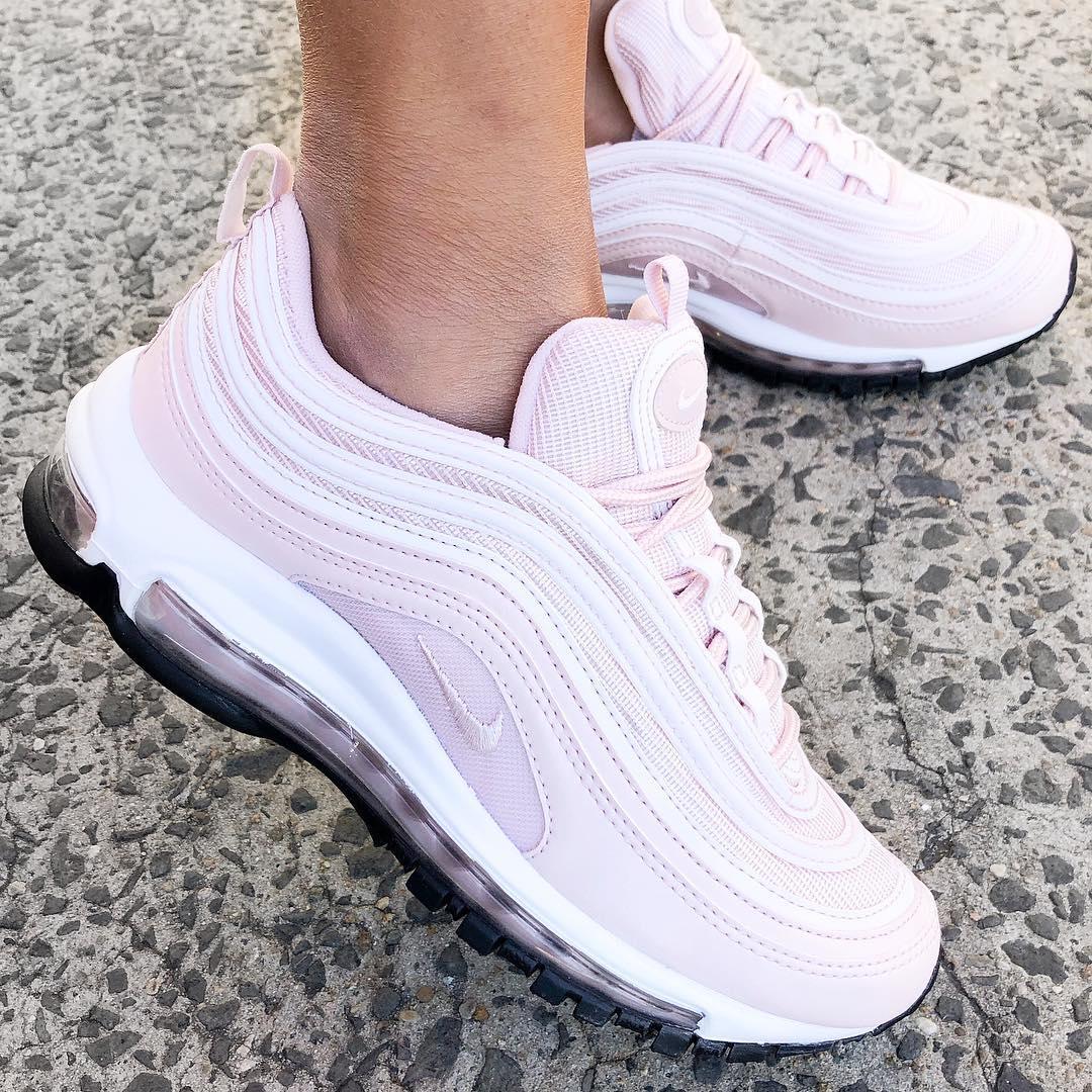 Nike Air Max 97 - Pink - Nike Women Shoes - SportStylist