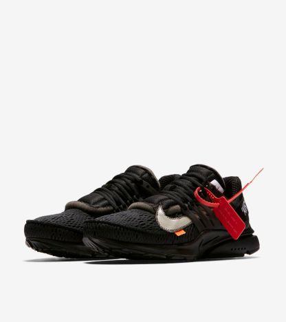 Nike Air Presto x Off-White - The Ten 5