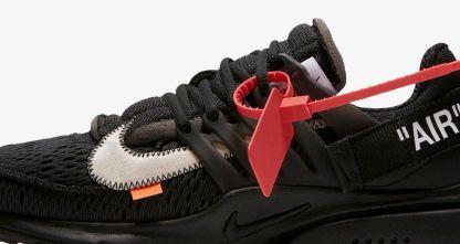 Nike Air Presto x Off-White - The Ten 2