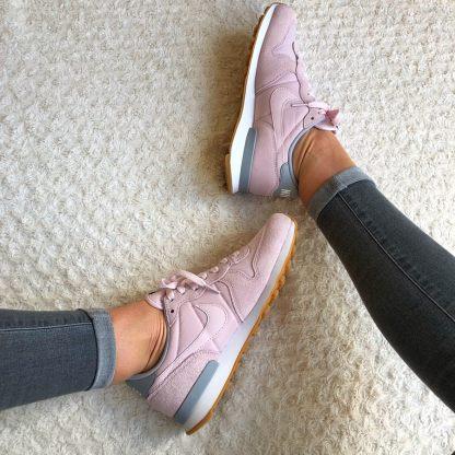 Nike Internationalist - Barely Rose 14