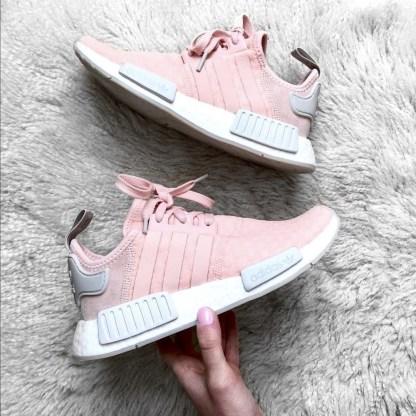 adidas Originals NMD_R1 Shoes - Pink 5