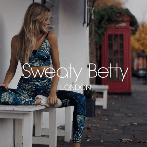 Sweaty Betty Brand Logo Image