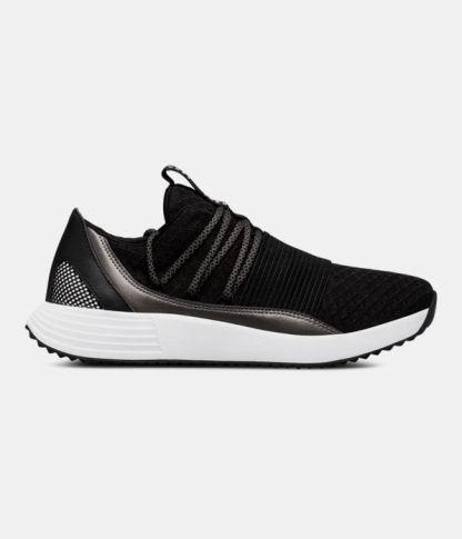Under Armour Breathe Lace Training Shoes - Black 2