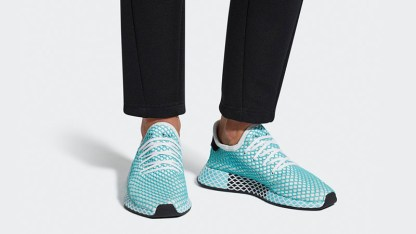 adidas Deerupt Runner Parley Shoes - CQ2908