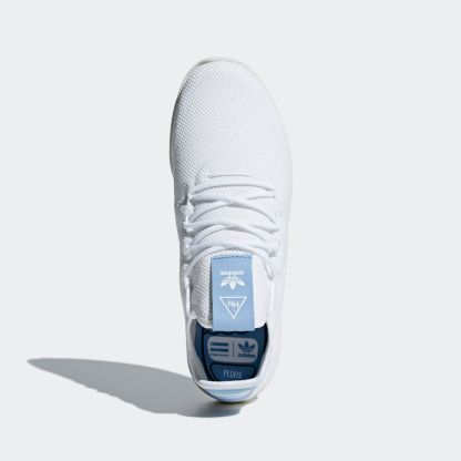 adidas Originals Pharrell Williams Tennis Hu - Blue 4