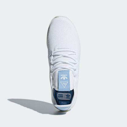 adidas Originals Pharrell Williams Tennis Hu - Blue 4