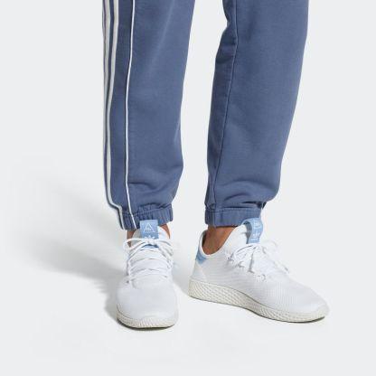 adidas Originals Pharrell Williams Tennis Hu - Blue 2