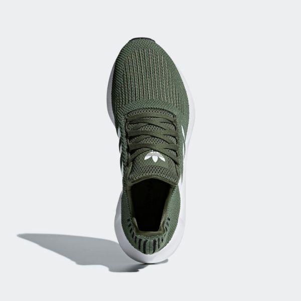 adidas Originals Swift Run - Green - AQ0866