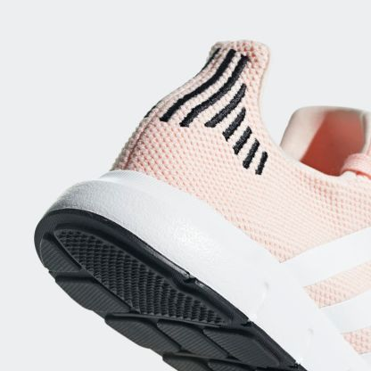 adidas Swift Run Shoes - Icey Pink 5
