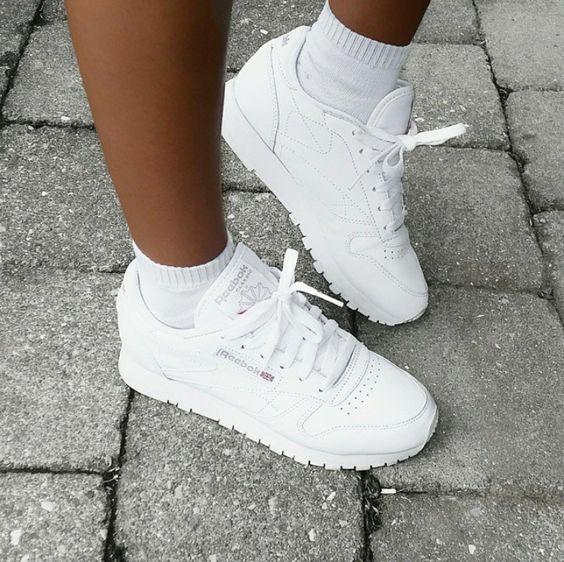 Reebok Classic Women's Trainers - White