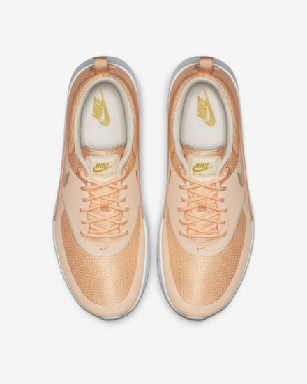Nike Air Max Thea - Crimson Pink - Shoes - 2019 - above