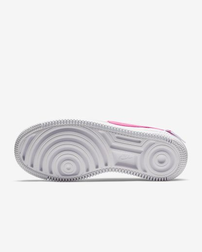 Nike Air Force 1 Jester XX Shoe - Pink White - sole