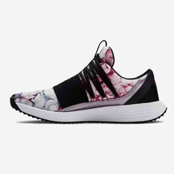 Under Armour Breathe Lace + Sportstyle Shoes - Black Purple Pink