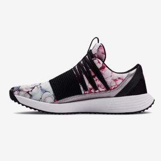 Under Armour Breathe Lace + Sportstyle Shoes - Black Purple Pink