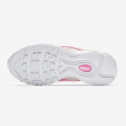 Nike Air Max 97 Essential Shoes - white pink - soles