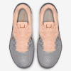 Nike Metcon 4 XD Metallic Shoes - Grey Pink - above