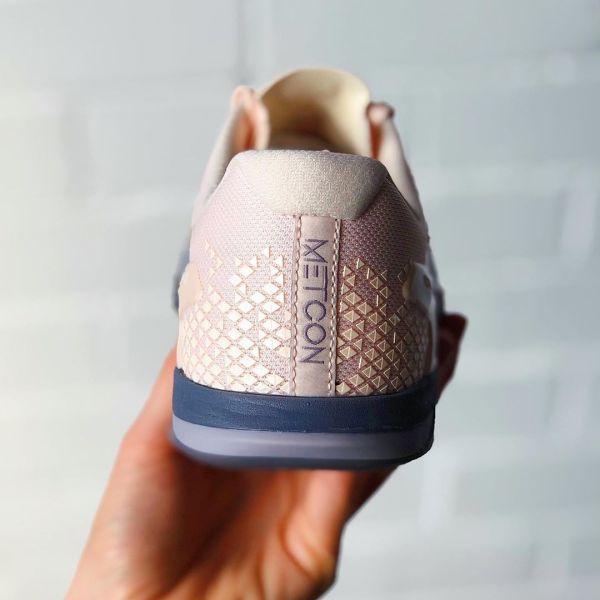 Nike Metcon 4 XD Metallic Shoes - heels details