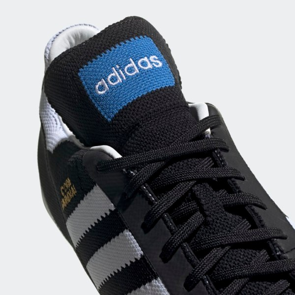 adidas Copa 70 Firm Ground Football Boots - blue tongue detail