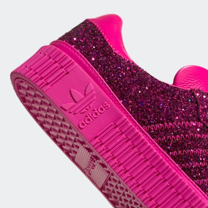 adidas Originals Sambarose Shoes - Pink Glitter - details