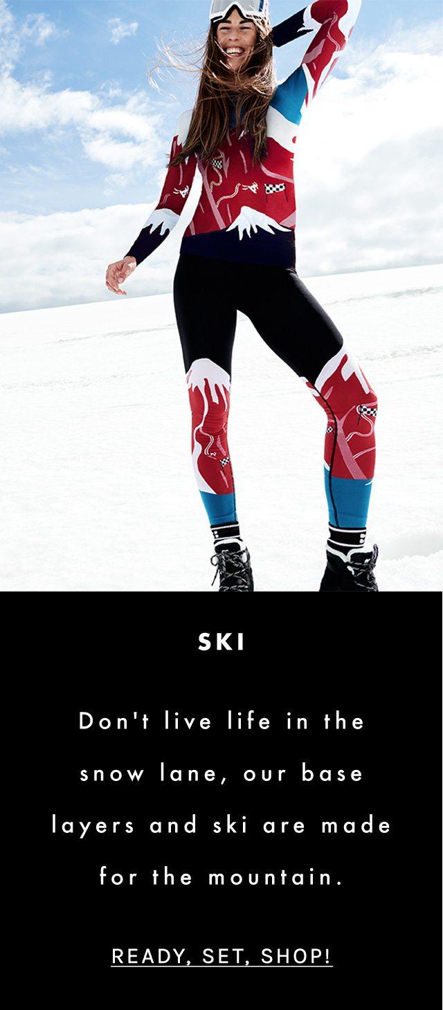 25% Off Everything Sweaty Betty - Skiwear
