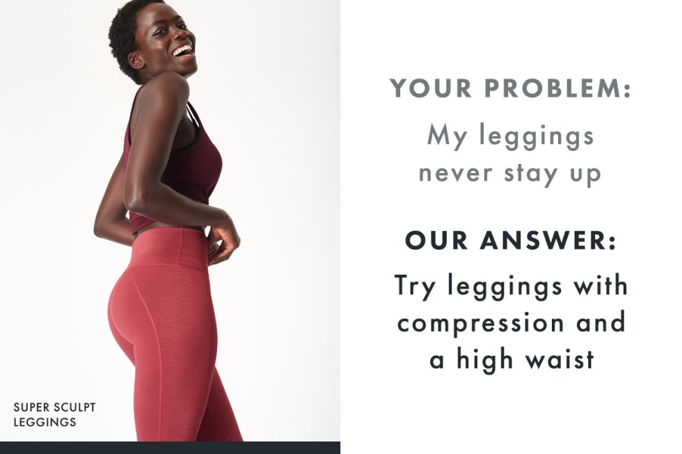 Sweaty Betty Leggings Quiz - Discount