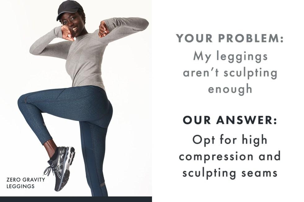 Sweaty Betty Leggings Quiz - Promo Code