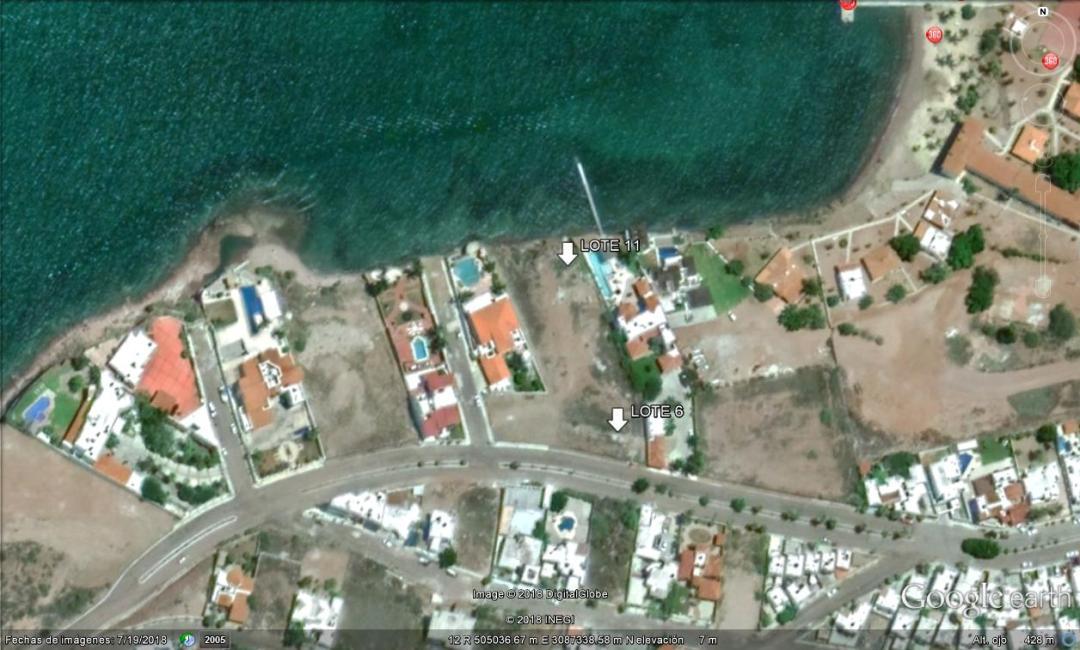 Lotes 6&11 Lomas de Cortes Guaymas