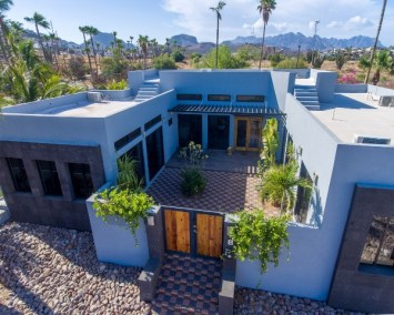 11 San Carlos Sonora Beachfront Community house for sale