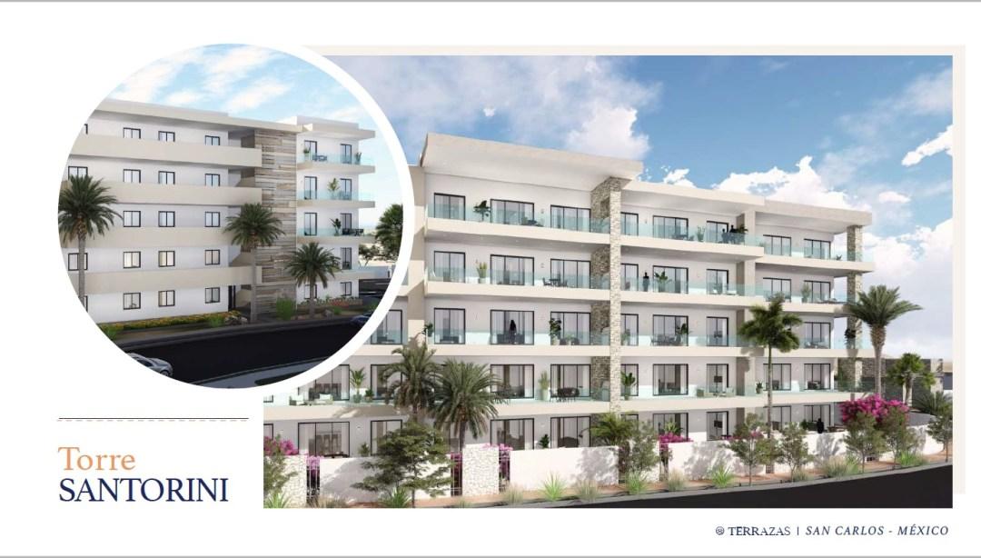 Las Terrazas Condominios Modelo Santorini # 13 Nivel 3 Torre 11 San Carlos