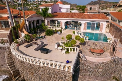 Waterfront house for sale San Carlos Sonora