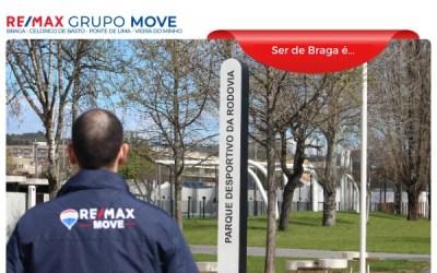 Ser de Braga É(ra)… Fazer Exercício na Rodovia