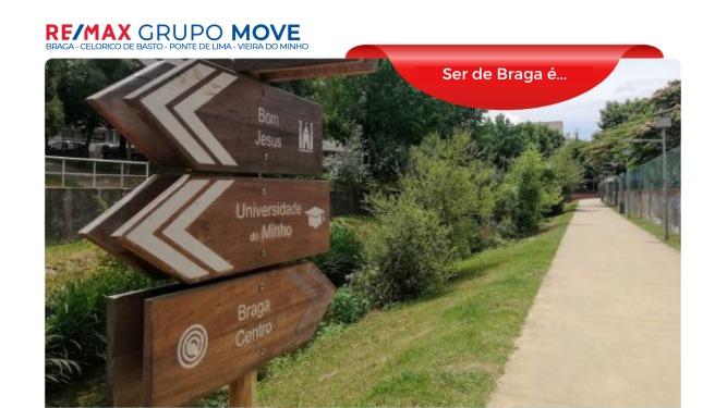 Ser de Braga É… Dar uma Corrida na Ciclovia