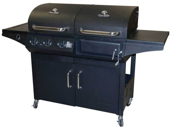 Best Combo Grills Gas and Charcoal