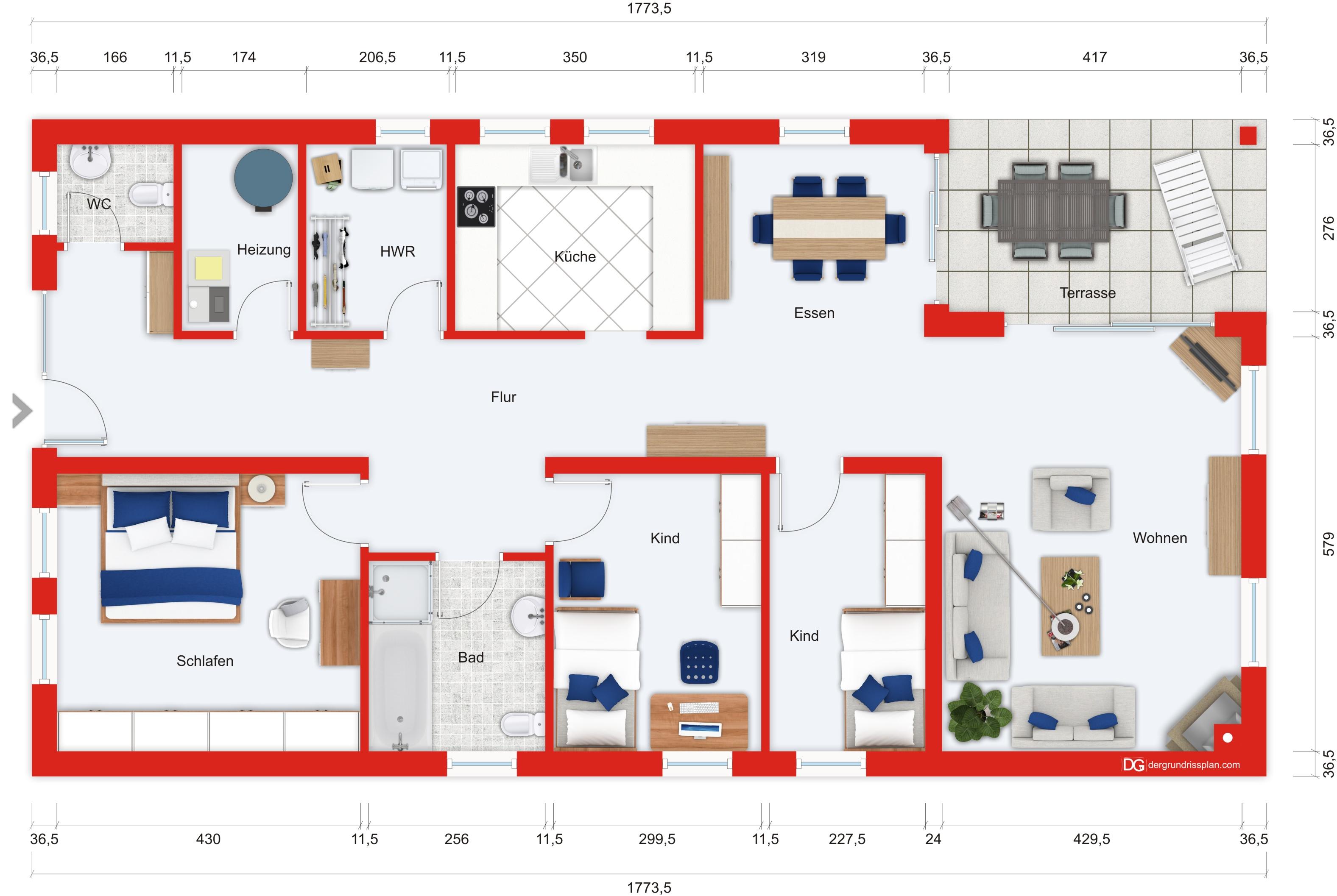 Stunning Grose Wohnzimmer Wandgestaltung Gallery - Home Design ...