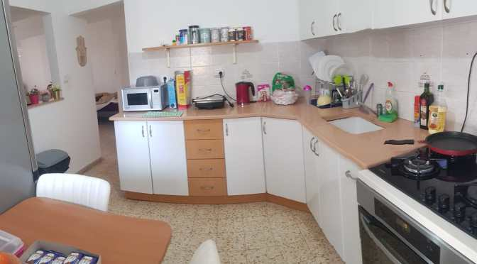 3 חדרים עם מעלית וחניה בדוד צדוק, קרית בן גוריון, חולון