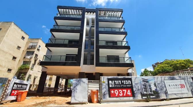 דירות חדשות בראשון עם מעלית , חניה ומרפסת שמש במחיר שיווק אטרקטיבי במיוחד