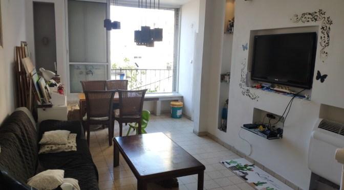 דירת 2.5 חדרים,מרווחת מאוד ברחוב כצנלסון, בת ים, מחיר שיווק אטרקטיבי במיוחד